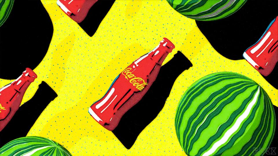 Coke Japan | STASH MAGAZINE