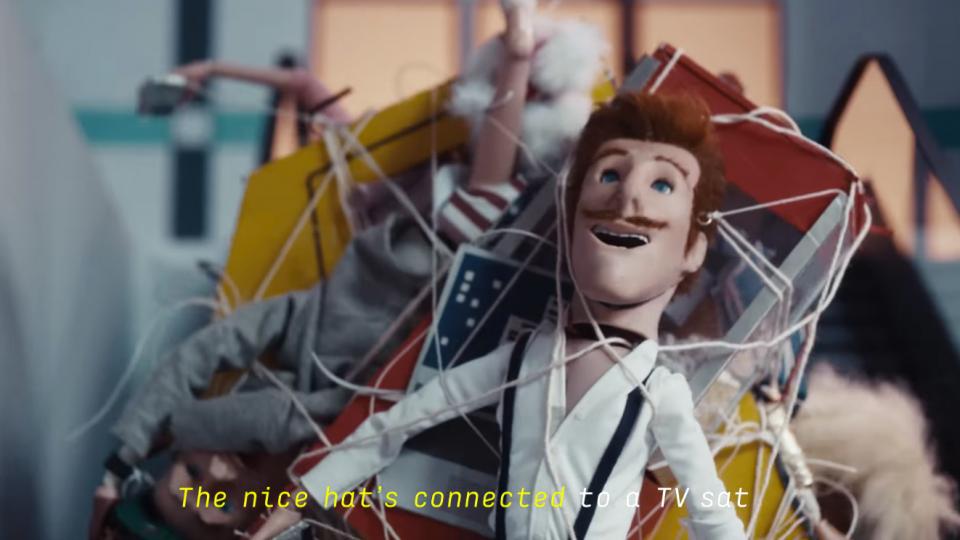 'The Internet of Sh*t'_puppets   STASH MAGAZINE