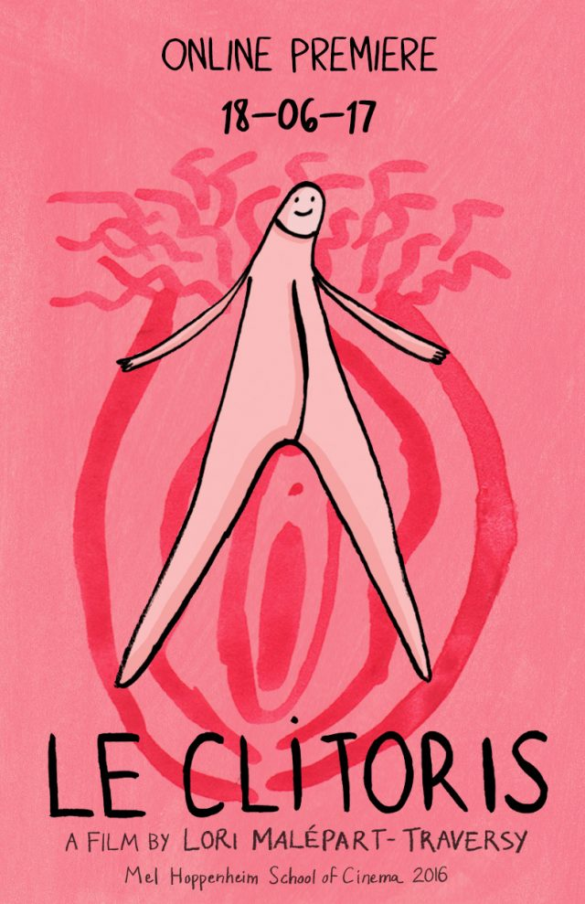 Le Clitoris animated short film | STASH MAGAZINE