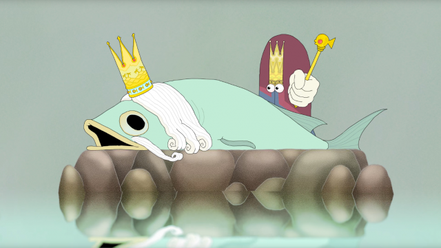 Double King animated short | STASH MAGAZINE