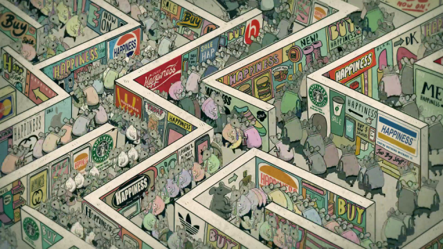 Steve Cutts Looks at