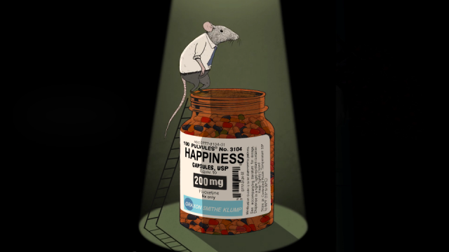 Happiness animated short film | STASH MAGAZINE