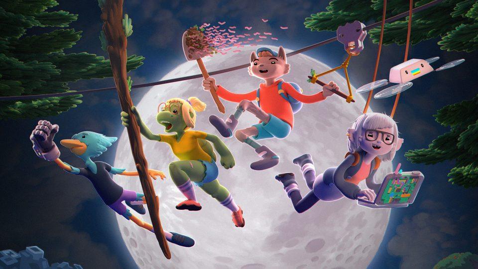 Encyclopedia Pictura DIY Cartoon Network animated series | STASH MAGAZINE