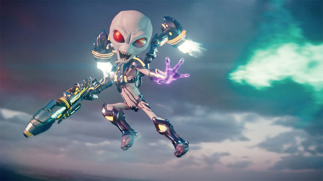 Destroy All Humans 2 Reprobed Trailer Puppetworks   STASH MAGAZINE