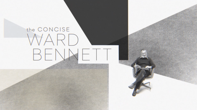 Ward Bennett Herman Miller | STASH MAGAZINE
