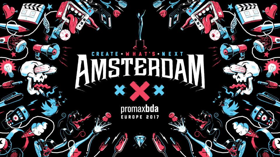 PromaxBDA amsterdam 2017 | STASH MAGAZINE