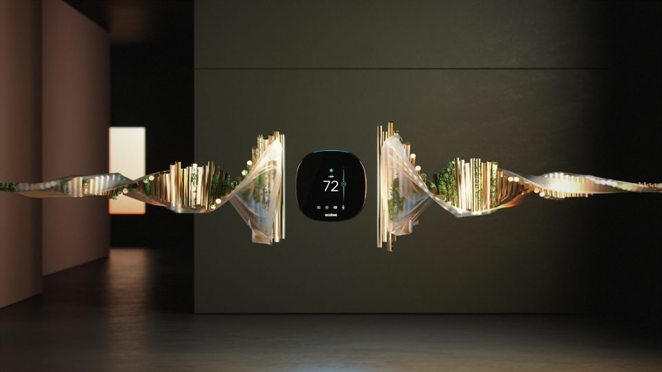 ecobee Brand and Product Launch Film by Tendril | STASH MAGAZINE