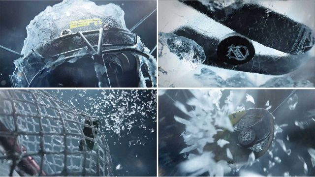 ESPN NHL Brand Film by Paul Mitchell and Elastic