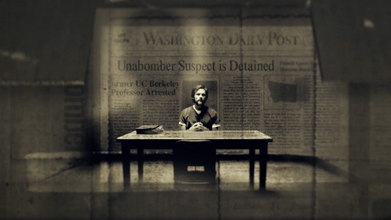 Discovery Manhunt Unabomber | STASH MAGAZINE