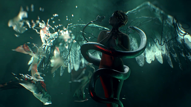 """Altered Carbon"" Main Titles by Elastic"
