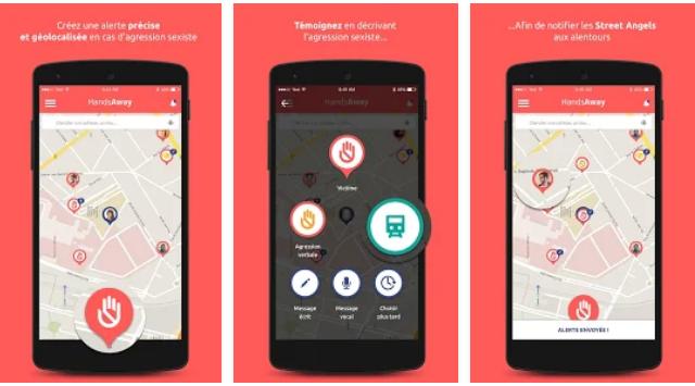 HandsAway App TBWA Paris | STASH MAGAZINE