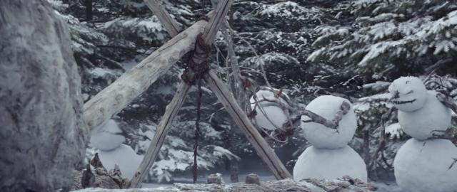 Nissan Rogue Return of the snowmen | STASH MAGAZINE