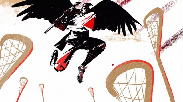 Nike Lacrosse Huarache V Creator | STASH MAGAZINE