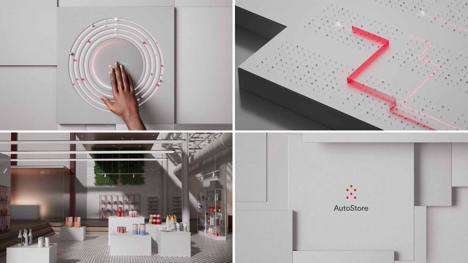 AutoStore Router brand film by Tendril | STASH MAGAZINE