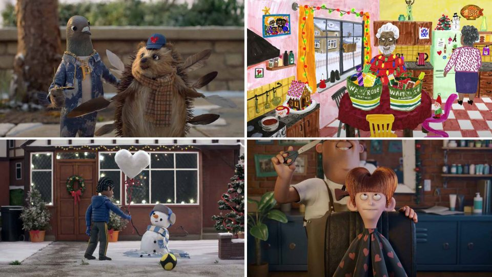 Waitrose & John Lewis Give A Little Love Christmas commercial 2020 | STASH MAGAZINE