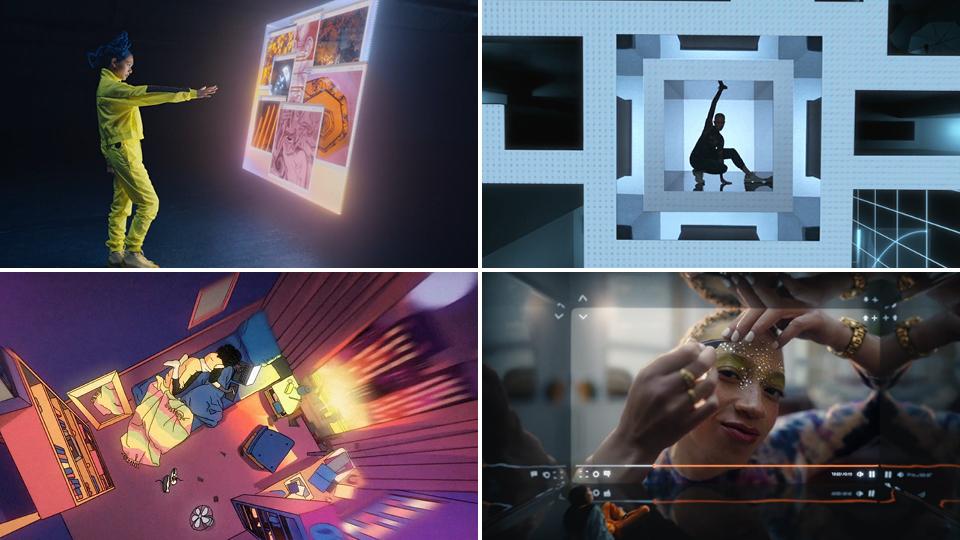 """Dell """"Youniverse"""" Launch by Marco Prestini and MPC   STASH MAGAZINE"""