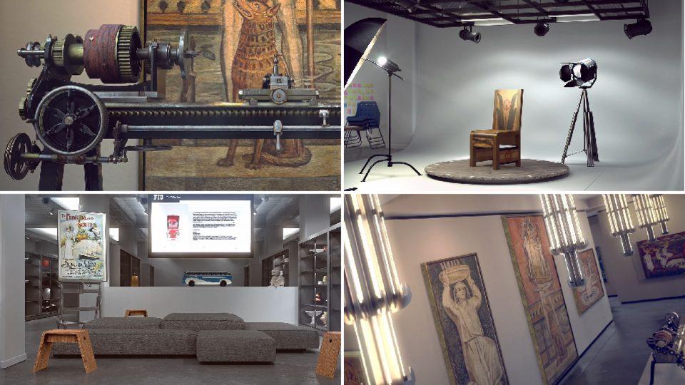 "Playard Studios Creates ""An Artful Future""for The Wolfsonian Museum | STASH MAGAZINE"
