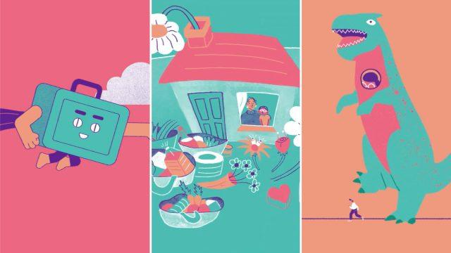 BBC Make a Difference animated spots | STASH MAGAZINE
