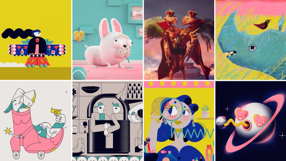 Lots of Love collaborative animated short film | STASH MAGAZINE