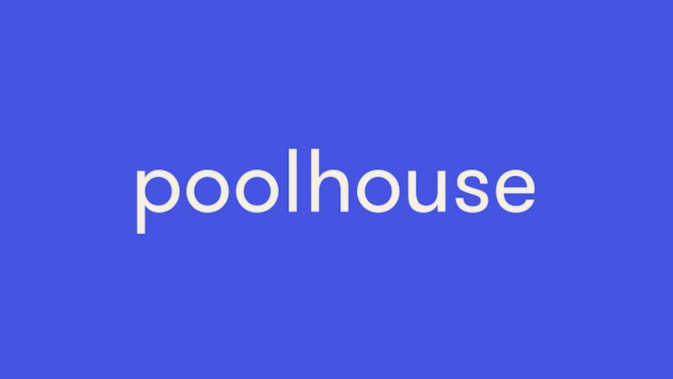 Poolhouse creative platform logo | STASH MAGAZINE