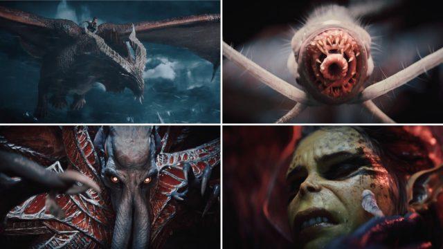 Baldur's Gate 3 Opening Cinematic by Unit Image
