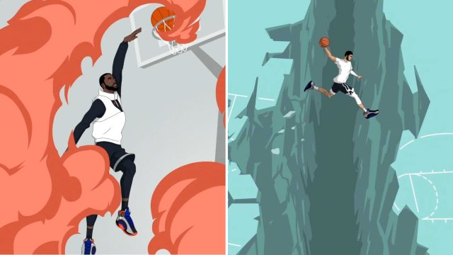 Nike Jordan Zero to Zoom commercial by Golden Wolf and ilovedust | STASH MAGAZINE