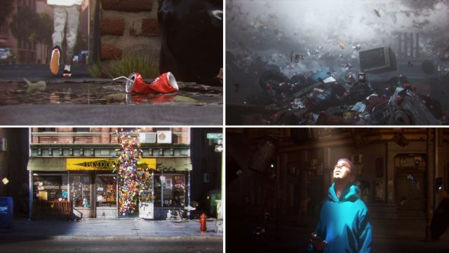 """SkyFill"" Short Film for a World Turned Upside Down | STASH MAGAZINE"