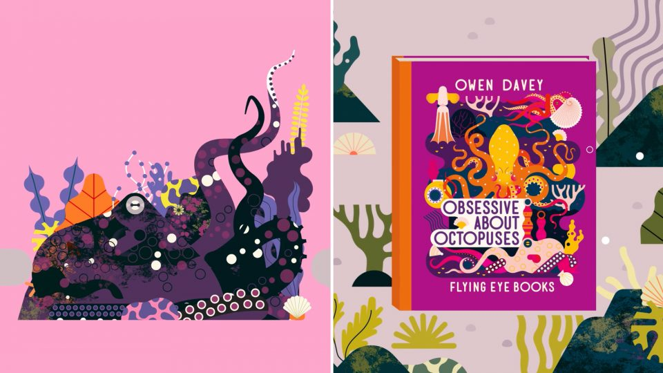Obsessive About Octopuses book teaser | STASH MAGAZINE