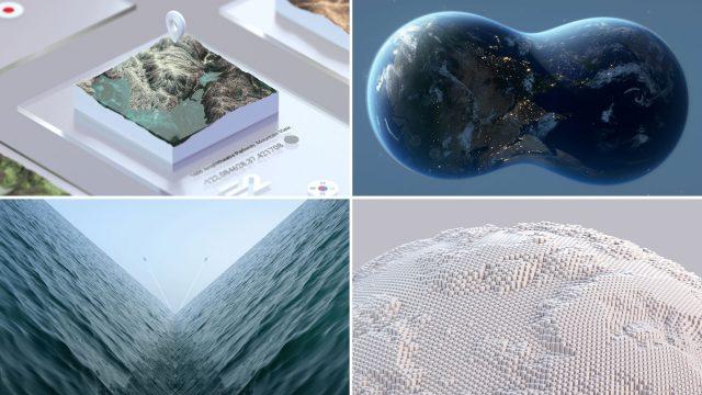 Earth 2 Launch Film by Unsaid Studio