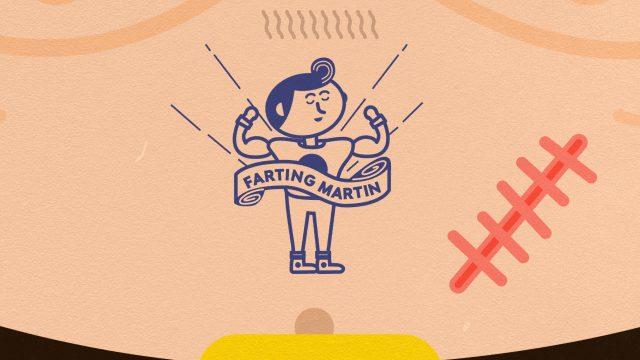 Fartin Martin short film by Ben Colloier-Marsh   STASH MAGAZINE