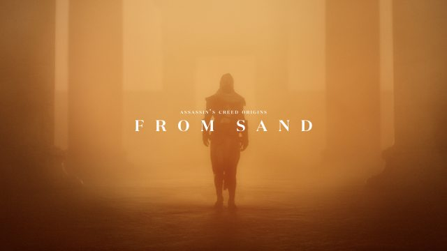 Assassins Creed From Sand | STASH MAGAZINE