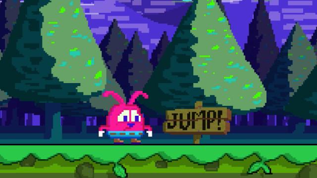 Jumpy animated short film | STASH MAGAZINE