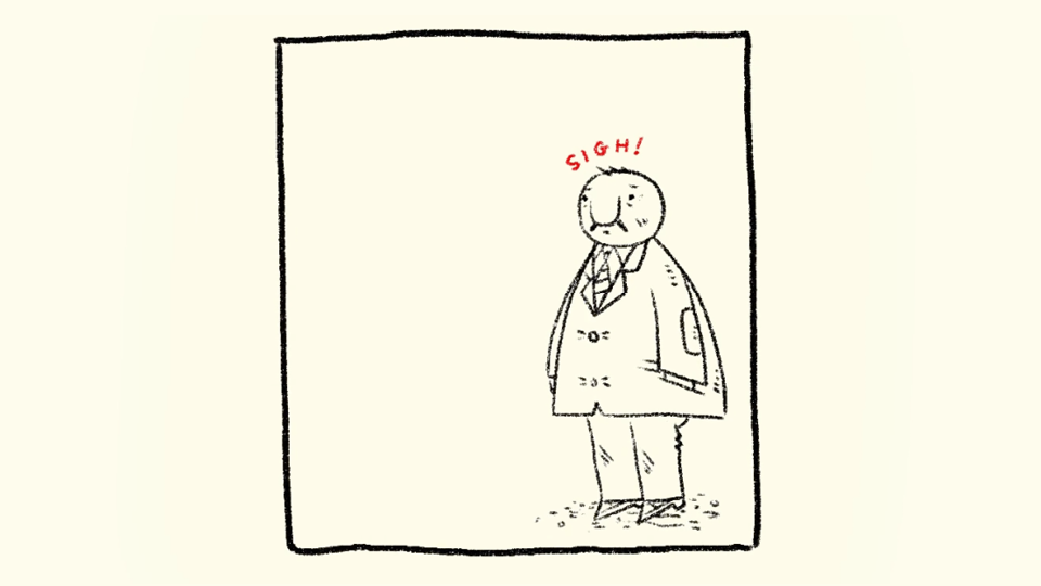 Fluorescent Hill The Rooster comic | STASH MAGAZINE