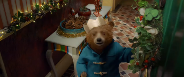 Framesore M&S Paddington Christmas | STASH MAGAZINE
