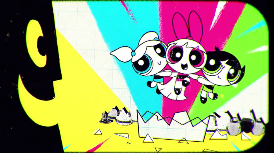 Cartoon Network Powerpuff Girls | STASH MAGAZINE