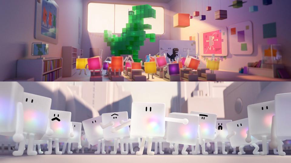 Nexus FX Goby Google I/O Make Good Things Together animated film | STASH MAGAZINE