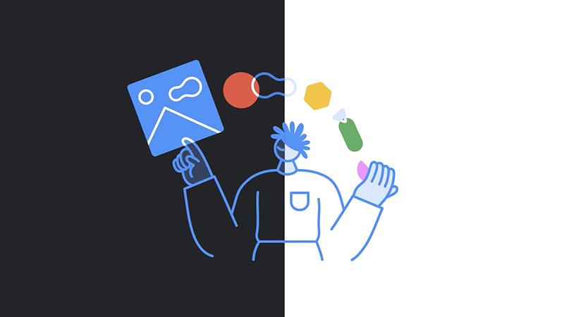 Google Illustration System Illo | STASH MAGAZINE