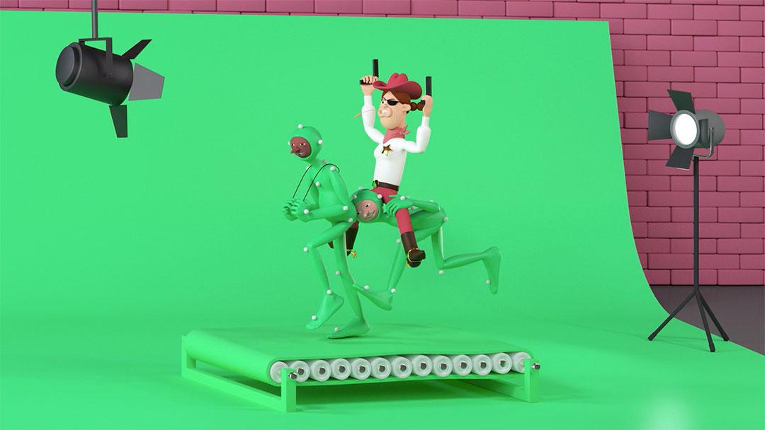 Green Life short film Exposes Secrets CG Animation   STASH MAGAZINE