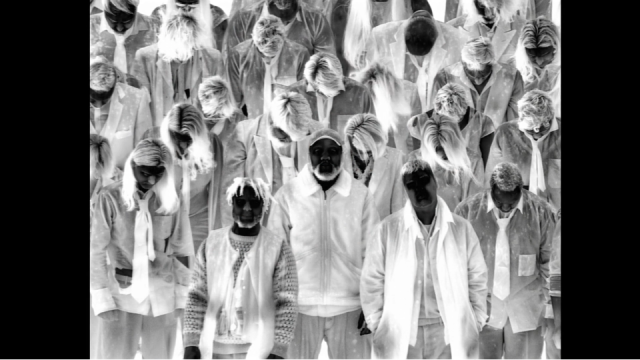 OSCAR HUDSON_YOUNG FATHERS HOLY GHOST MUSIC VIDEO | STASH MAGAZINE