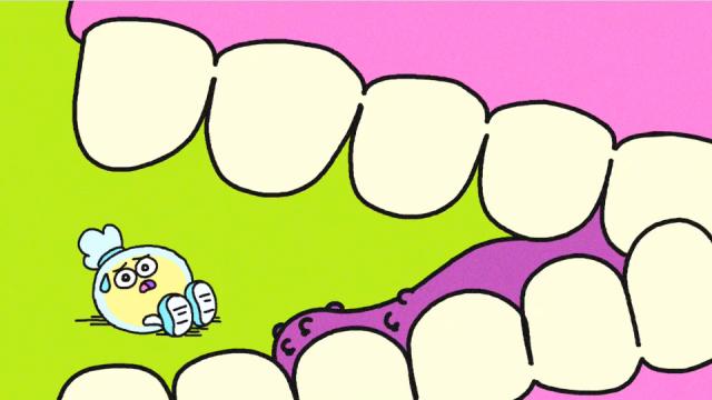 Candyyyland animation jam   STASH MAGAZINE
