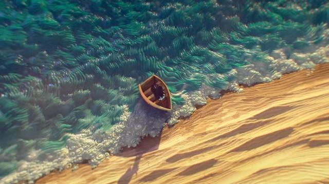 UNICEF Malak and the Boat | STASH MAGAZINE