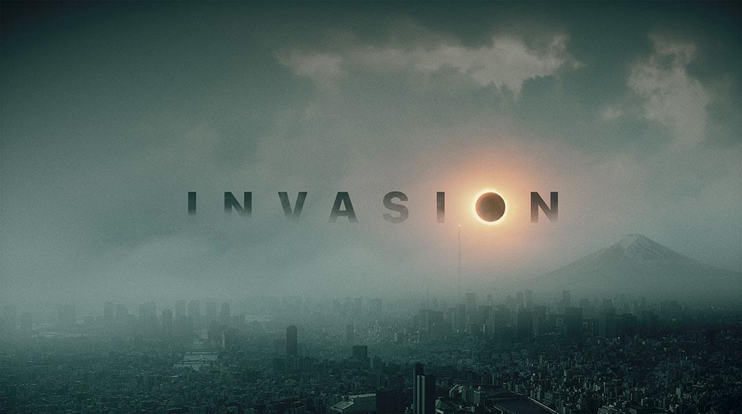 Imaginary Forces Invasion Apple TV+ | STASH MAGAZINE