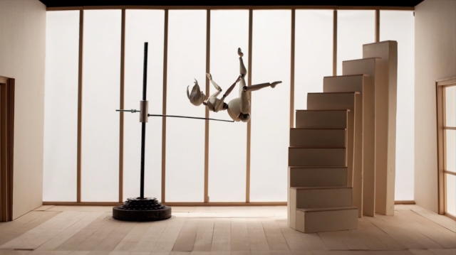 Dario Imbrogno's Deconstructed Stop Motion Dream