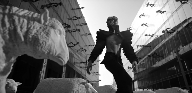 Joseph Kahn Imagine Dragons Thunder   STASH MAGAZINE