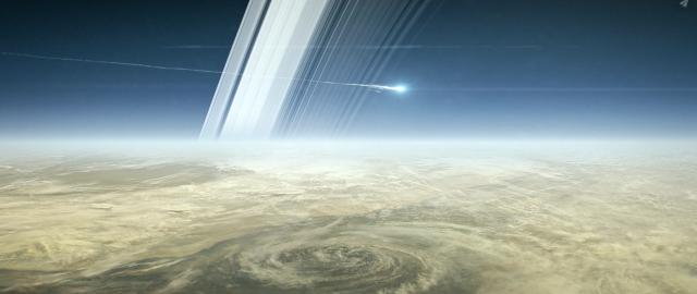 Eric Wernquist Cassini   STASH MAGAZINE