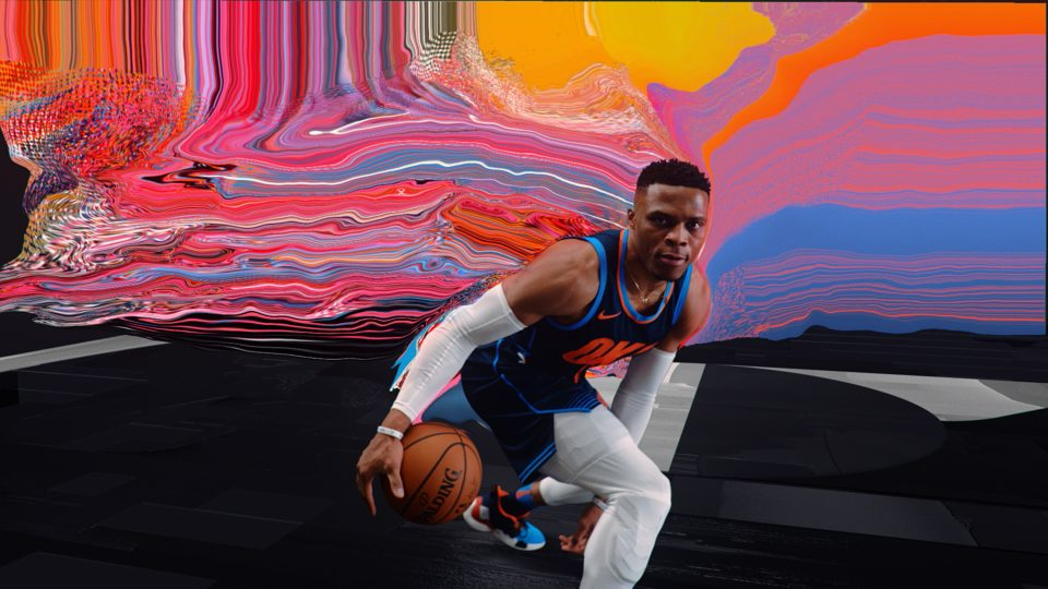 "Jordan ""Why Not"" Russel Westbrook 