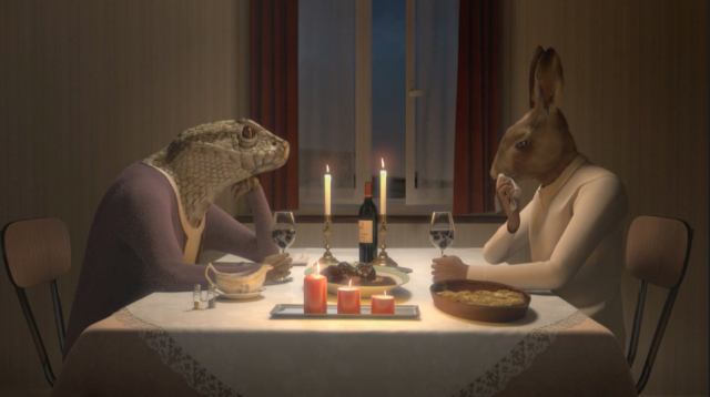 Chaud Lapin short film | STASH MAGAZINE