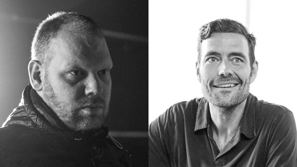The Mill Directors Ben Hansford and Rogier Schalken   STASH MAGAZINE