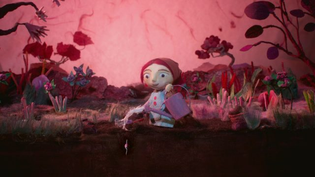 "Framestore Animates ""#WombStories"" for Libresse & Bodyform 
