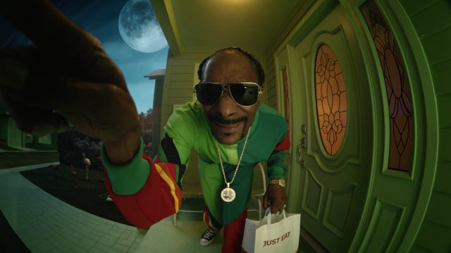 Did Somebody Say Just Eat ft. Snoop Dogg | STASH MAGAZINE